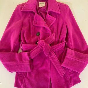 OLD NAVY Fleece Coat